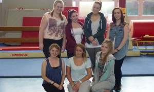 Stafford Dance Leaders Level 1 Summer 2013