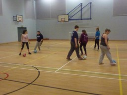 Burntwood Community Sports Leaders Award Level 2 February 2014