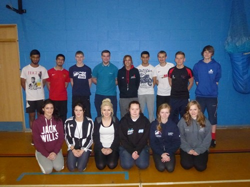 Stoke-on-Trent Level 2 Award in Community Sports Leadership April 2014