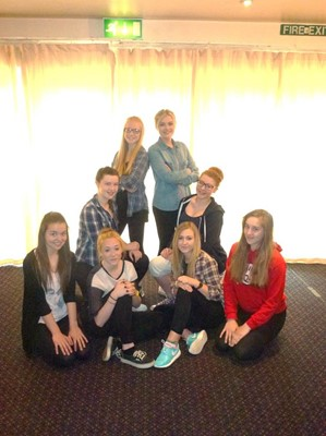 Cannock Level 1 Award in Dance Leadership May 2014