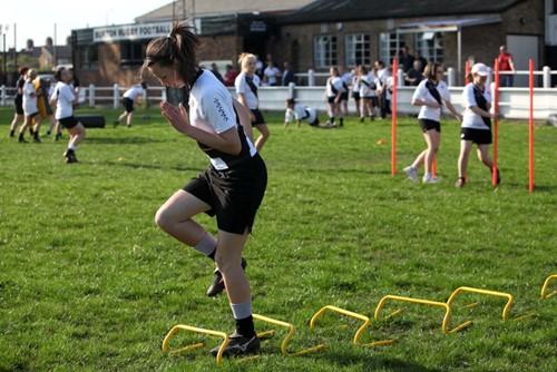 Burton Girls Rugby Club