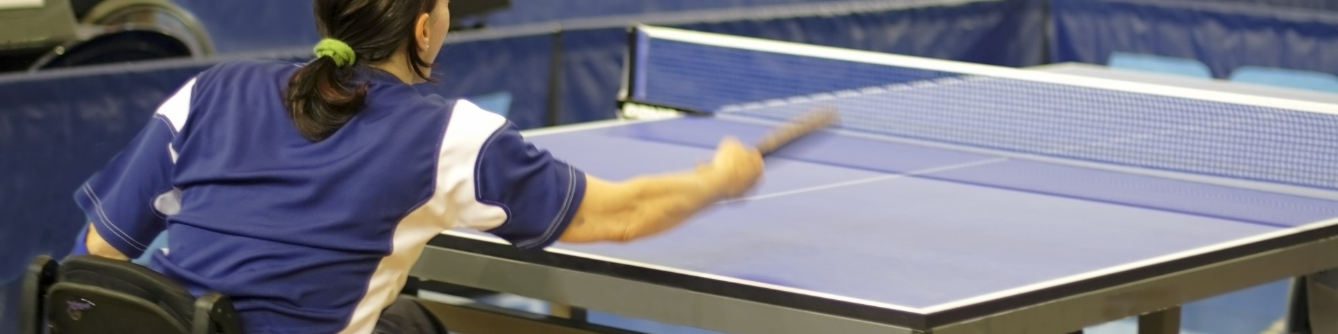 Disability Table Tennis
