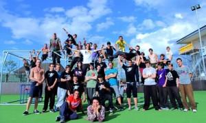 ymca-freerunning