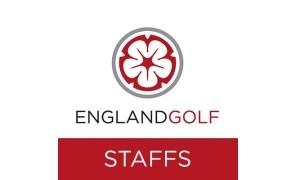 England Golf Staffs