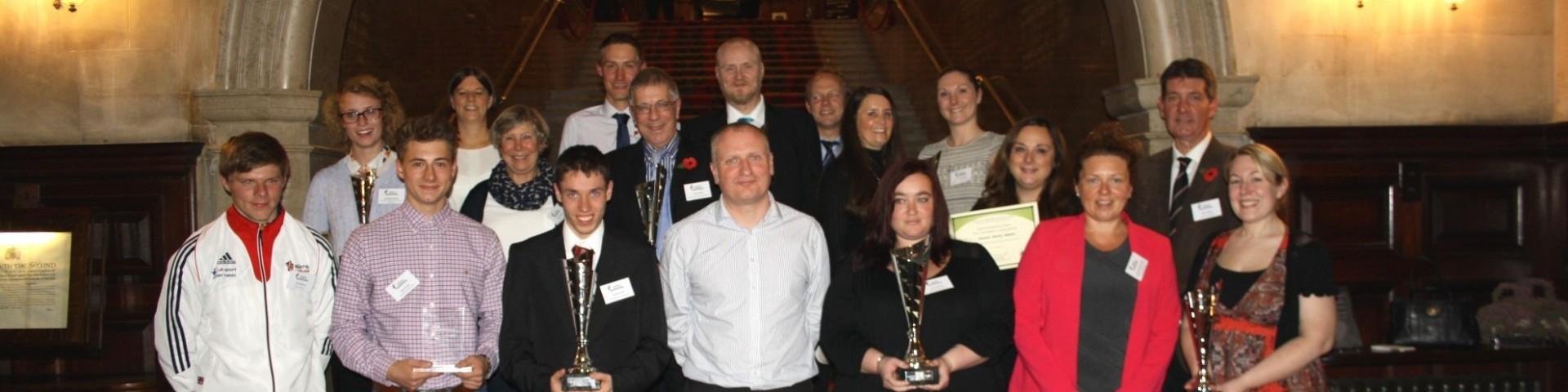 SASSOT Sports Award Winners 2015