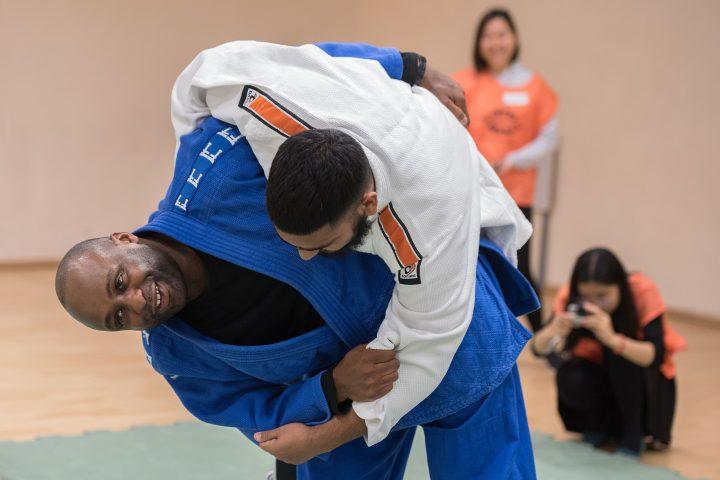 British Blind Sport Judo