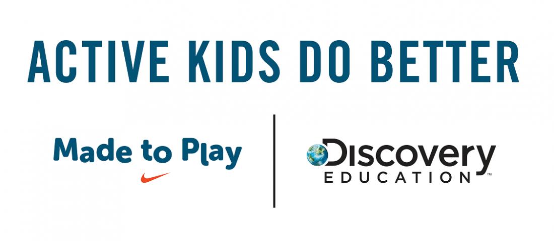 Active Kids Do Better - Nike