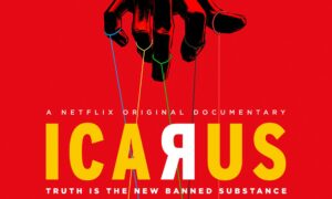 Icarus documetary poster