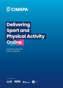 Delivering sport and physical activity online guidance document